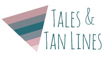 Tales & Tan Lines Logo